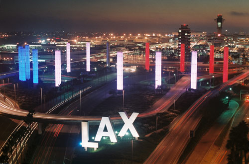 Name your price on lax airport parking with for Lax parking closest to airport